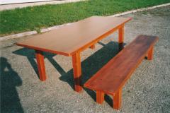 Kehtenel-puit-lauakomplekt