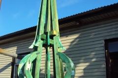 Eelimi kirikutorn Tallinnas - karkass